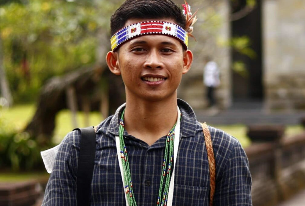 Future leader finding voice through indigenous education