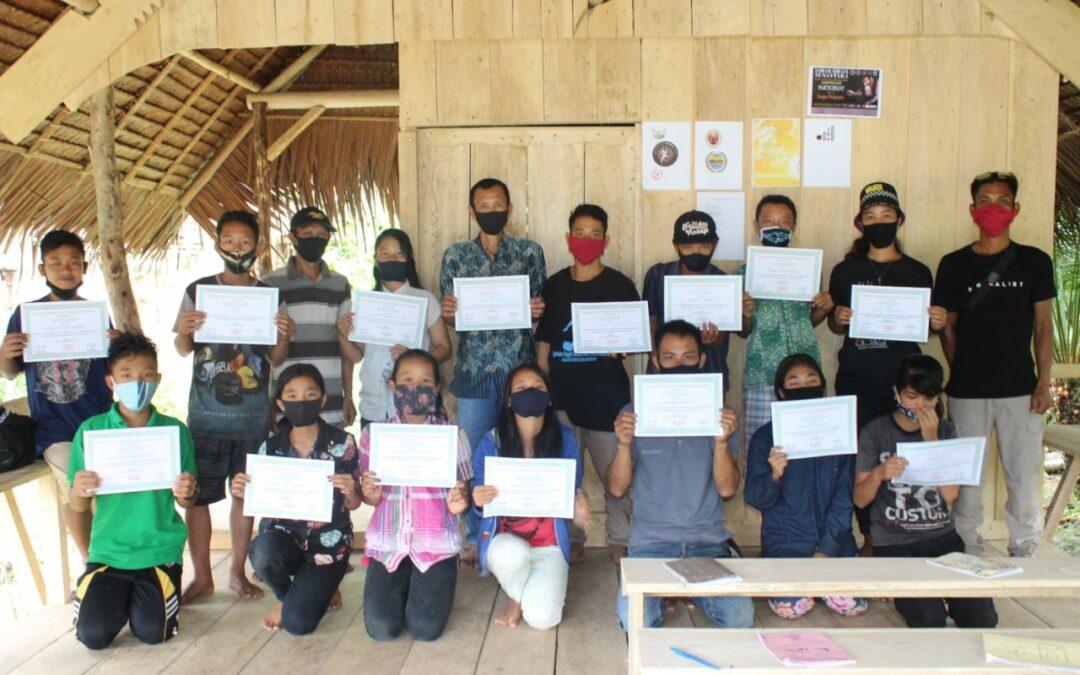 IEF & Suku Mentawai Creative Design Initiative: Participants